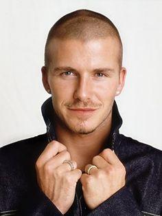 British footballer David Beckham, circa 2000. (Photo by Dave Hogan/Hulton Archive/Getty Images)