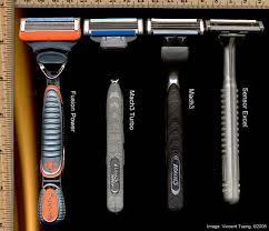 multiple blade razors