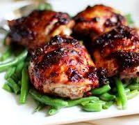 asian glaze chicken