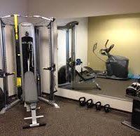 nice home gym